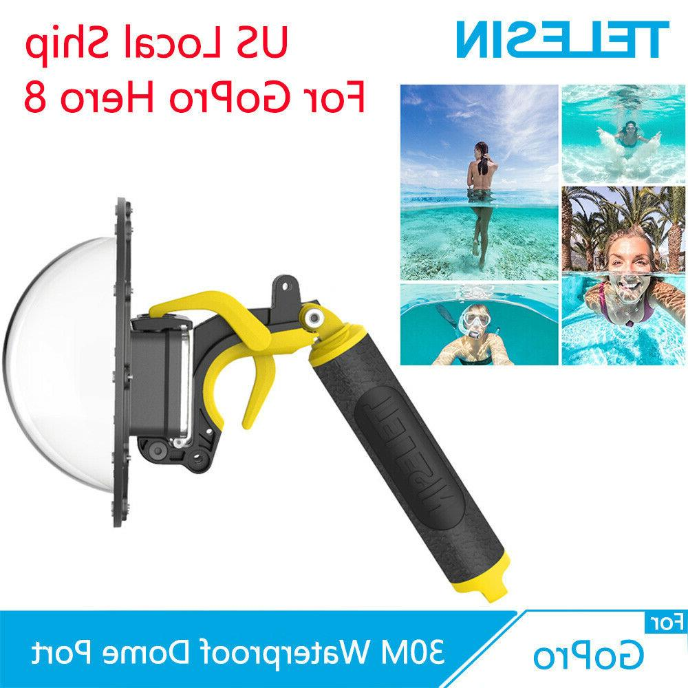 6 dome port floaty hand grip trigger