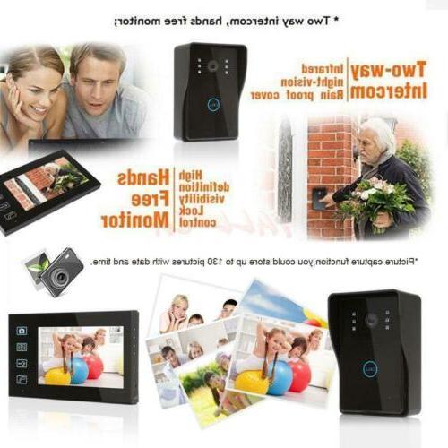 """7"""" Video Doorbell IR US"""