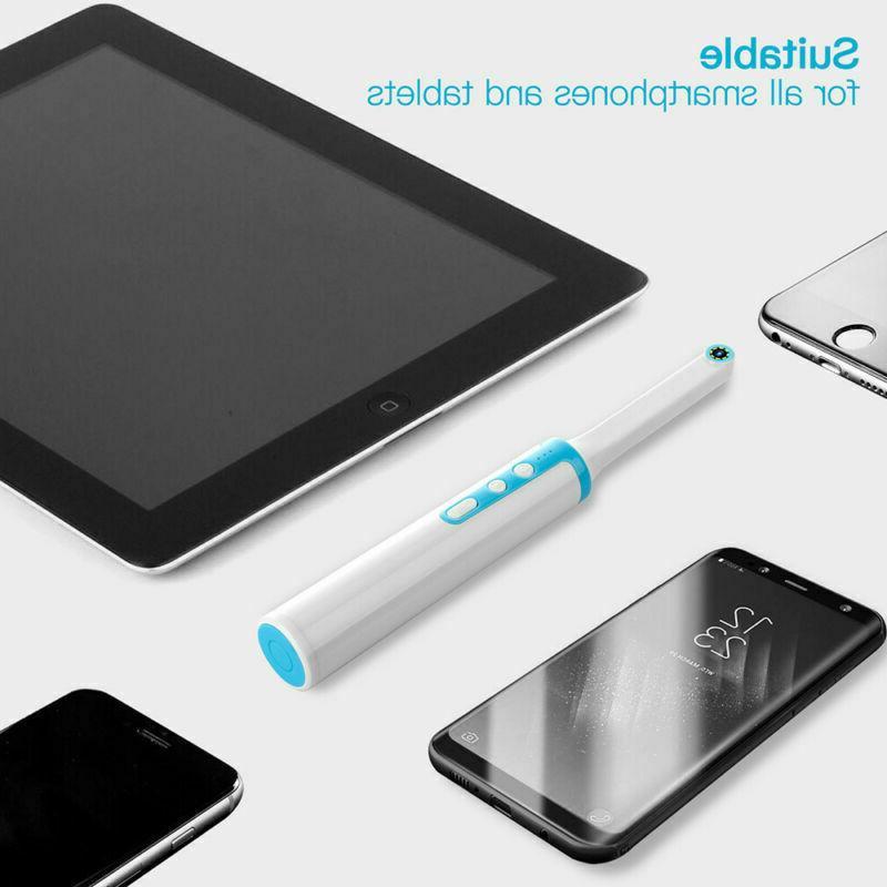 8 LED WiFi HD Oral Waterproof