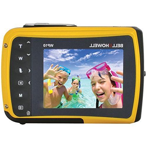Bell+Howell WP10-Y Megapixel Waterproof with HD Video