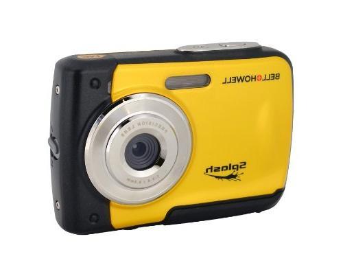 Bell+Howell WP10-Y Megapixel Waterproof with 2.4-Inch HD Video