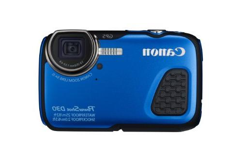 Canon PowerShot D30 Waterproof Digital Camera,
