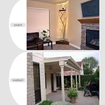 Digoo P2P ONVIF IP Vision Waterproof Wireless Alarm