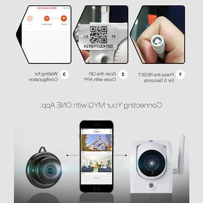 Digoo P2P ONVIF IP IR Vision Waterproof Wireless Webcam Alarm