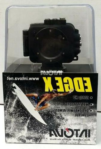 Intova Edge-X Waterproof Camera w/ Wifi