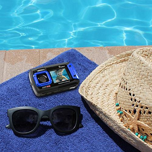 Ivation Waterproof Video LCD Displays – Fully Submersible to Feet