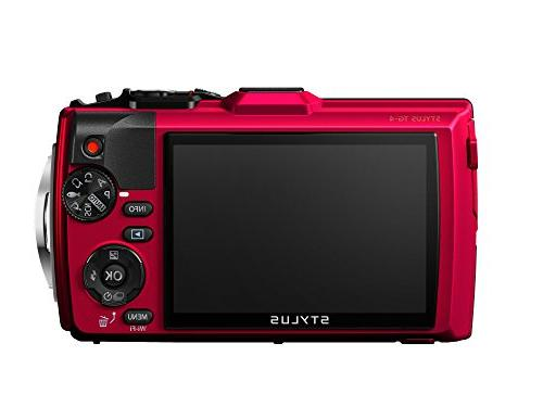 Olympus Waterproof Camera 3-Inch
