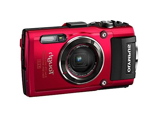 Waterproof Digital Camera with 3-Inch