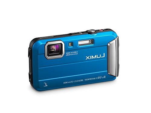 PANASONIC LUMIX Digital Camera Camcorder Optical Image Stabilizer, Lapse, 220MB Built-In DMC-T530A