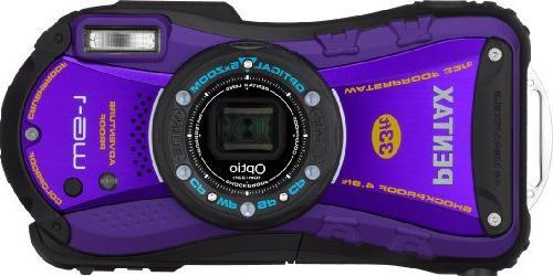 Pentax Optio Series 14 Digital Camera Wide-Angle Optical