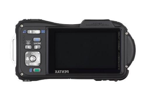 Pentax Optio WG-1 Series 14 Waterproof Digital Wide-Angle Zoom
