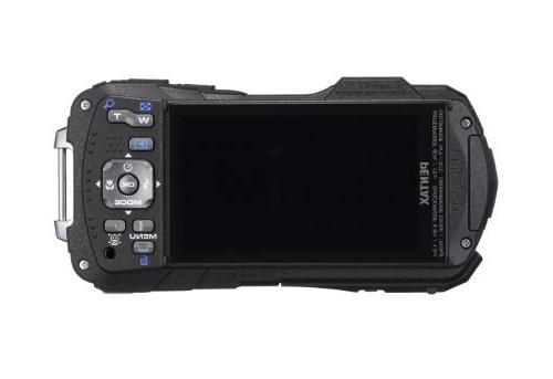 Pentax Optio Camera, Red