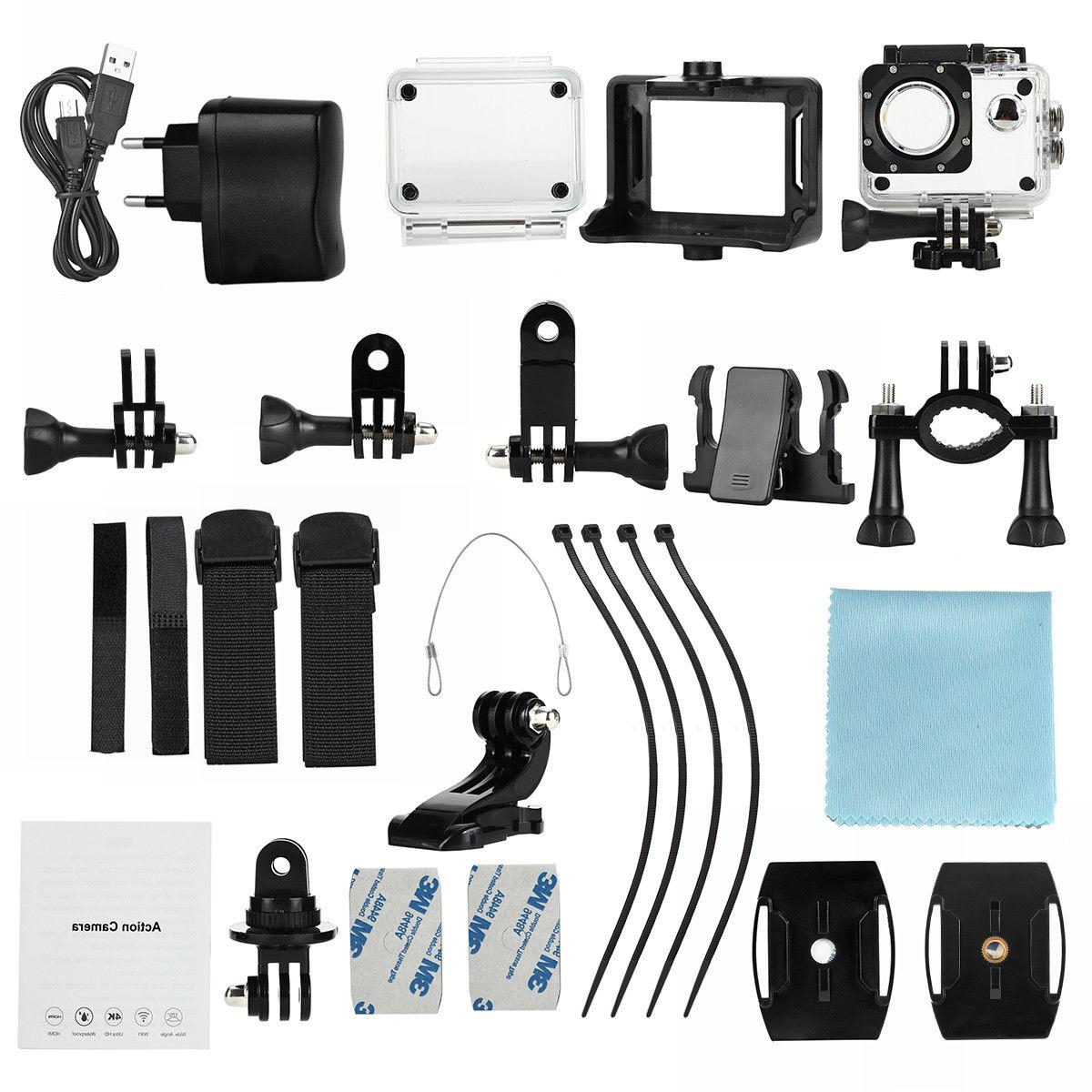 SJ9000 Ultra HD Sport Camera Waterproof Camcorder