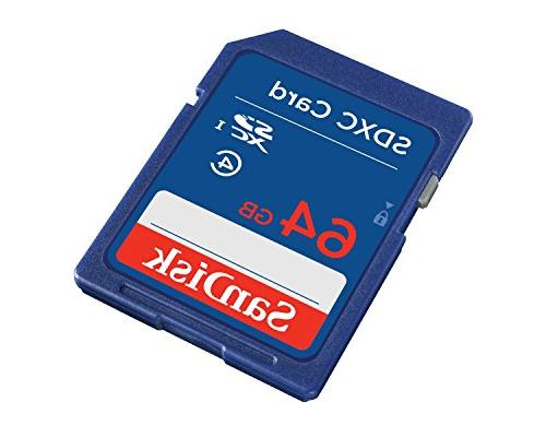 SanDisk 64GB SDXC SDSDB-064G-B35