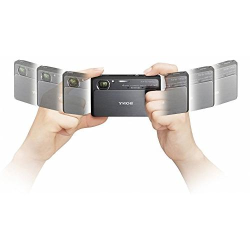 """Sony 12.2MP Digital Still with R"""" Sensor and Panorama"""