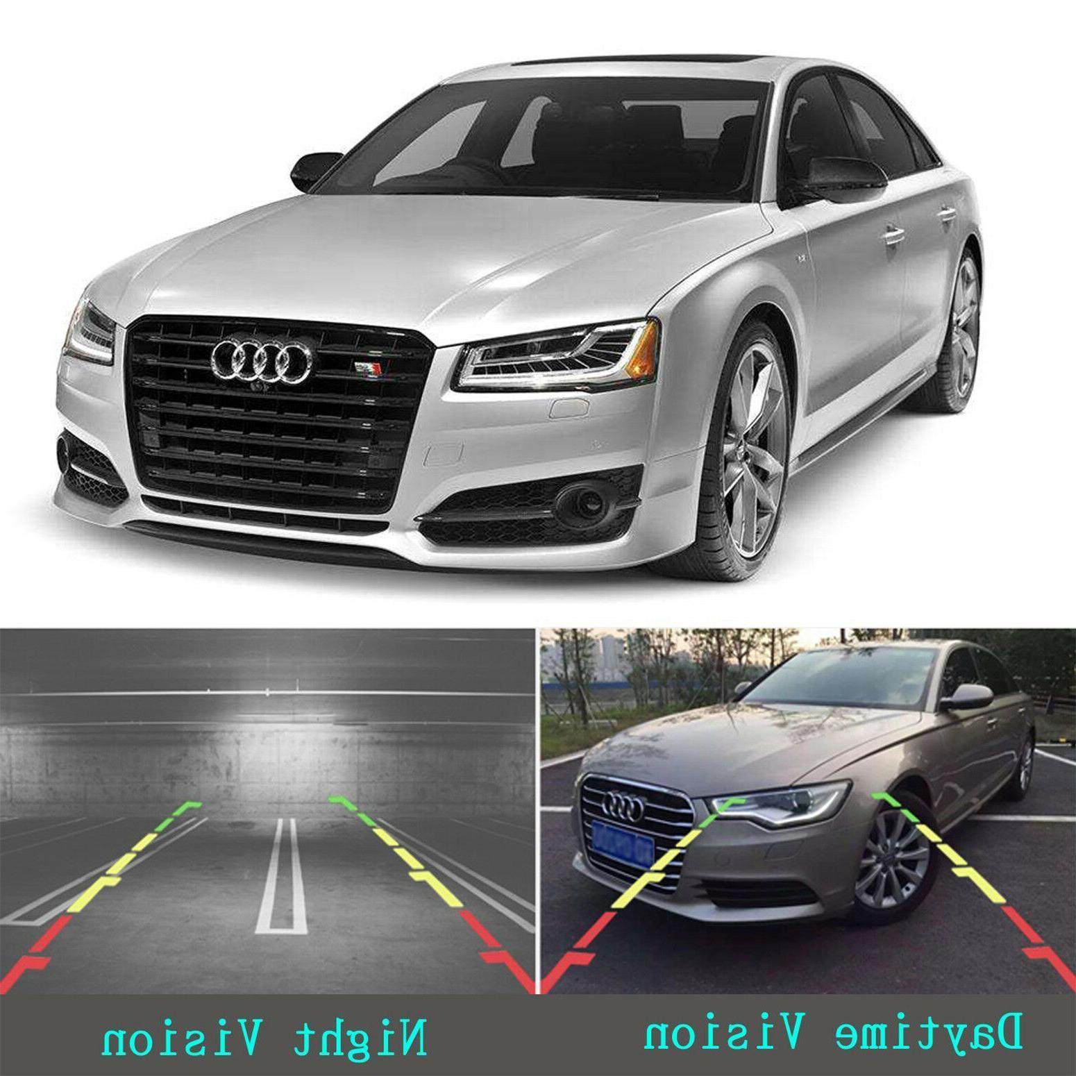 Universal Camera w/ LCD Car Wired Waterproof