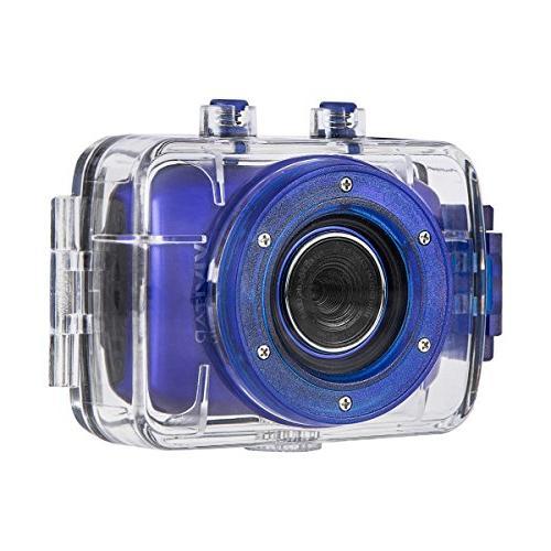 Vivitar Camera, DVR781HD Blue Camera