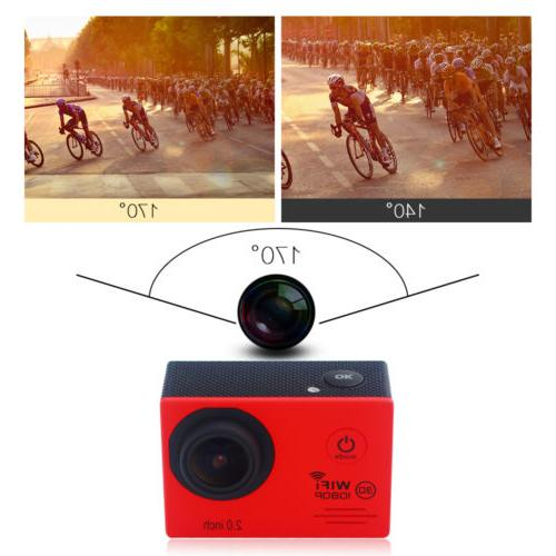 go Camera pro Waterproof mount