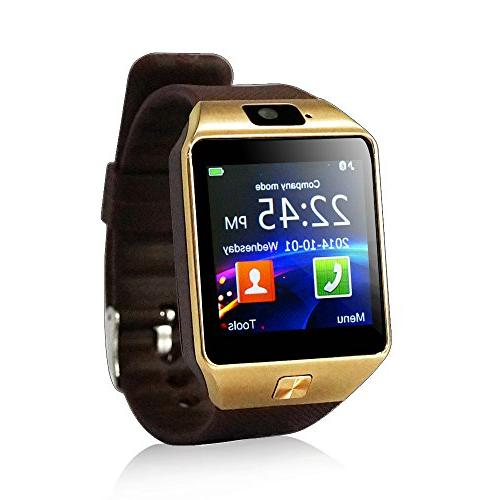 Yuntab bluetooth watch 30 megapixel camera support video rec