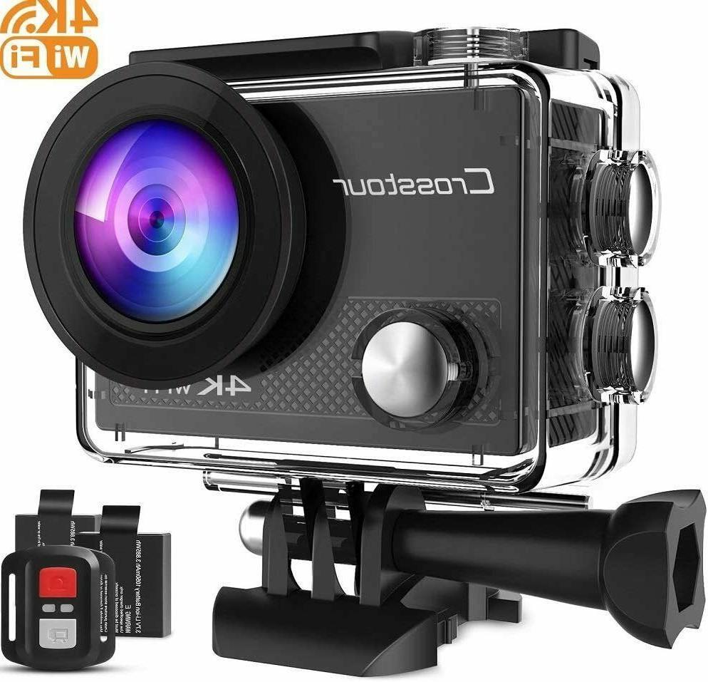 action camera 4k 20mp wifi vlogging camera