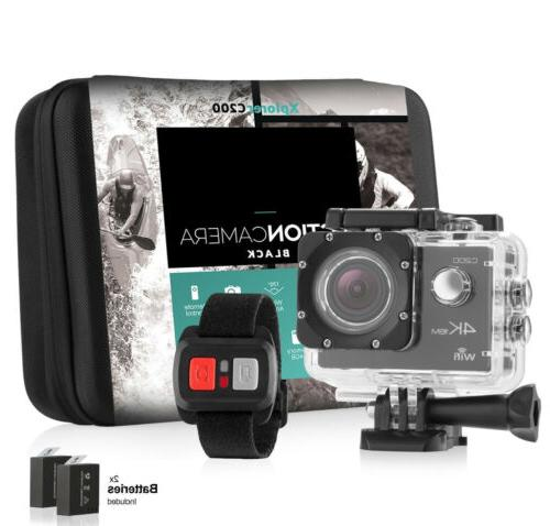 action camera 4k sports ultra hd dv