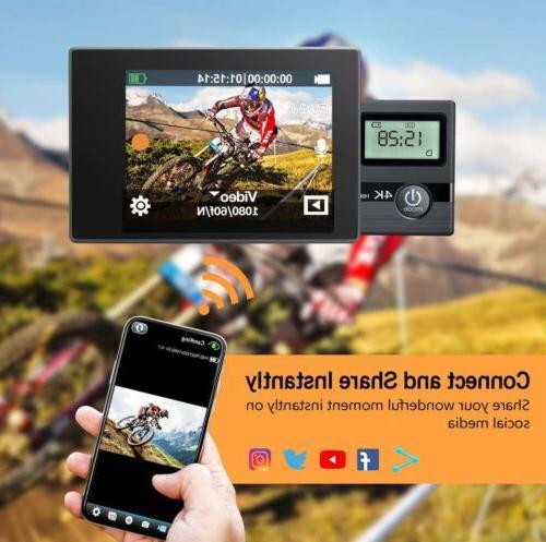 """FITFORT Camera Wifi Sport 16 2"""""""