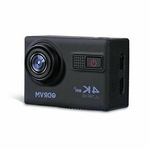 ODRVM Action 4K Wifi Underwater Camera Waterproof Sports
