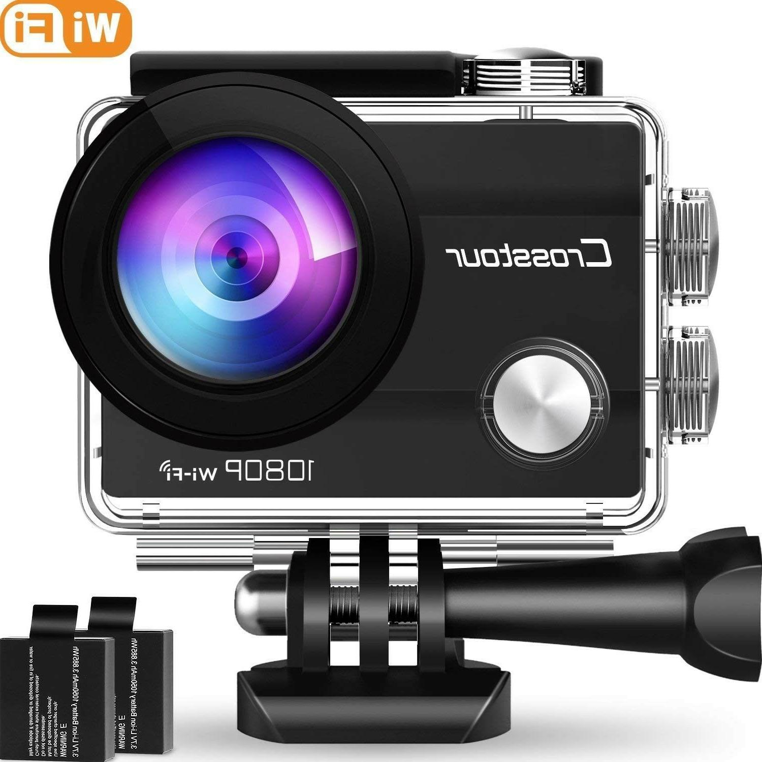 action camera underwater cam wifi 1080p full