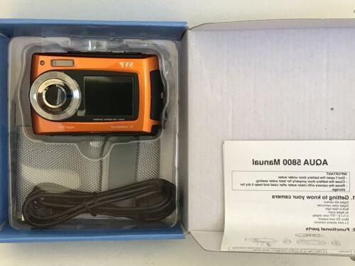 SVP 5800-a Mp Waterproof Digital Camera