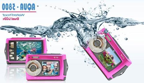 SVP Aqua 18 Screen Waterproof Digital