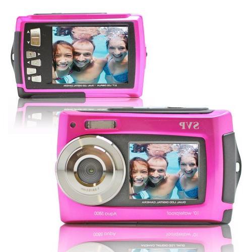 SVP 18 Dual Waterproof Camera