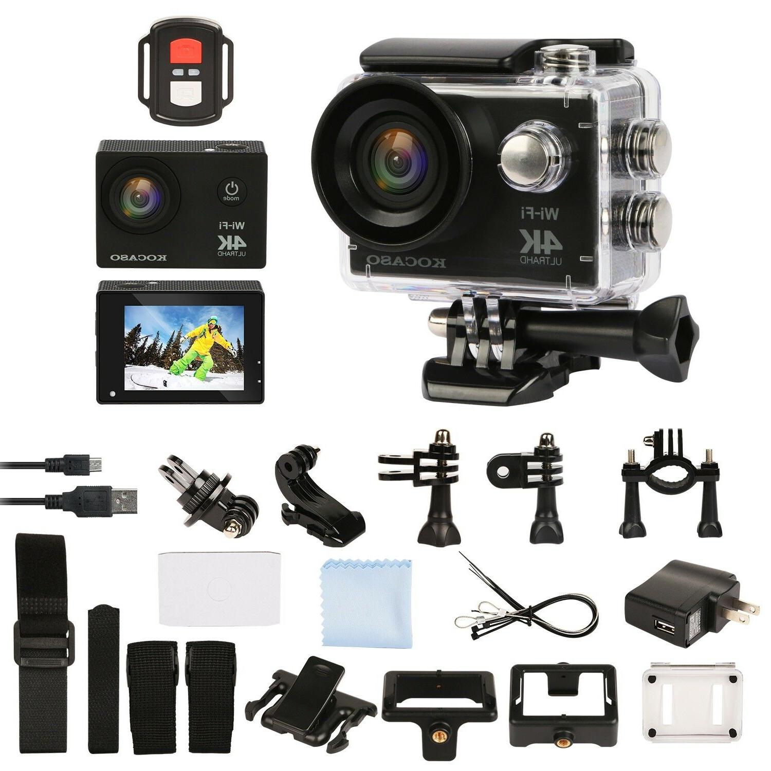 🔥AS HD WiFi Sport Camera Camcorder