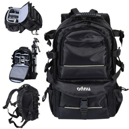Sturdy Waterproof Shoulder Sony Nikon DSLR EOS US