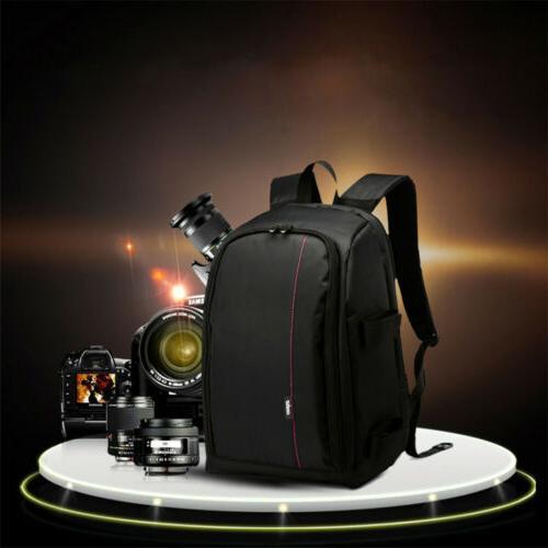 Sturdy Bag Waterproof Shoulder Sony Nikon EOS US