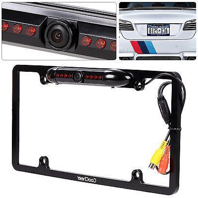 Backup Camera and Kit For Car Rear-view 8 LED