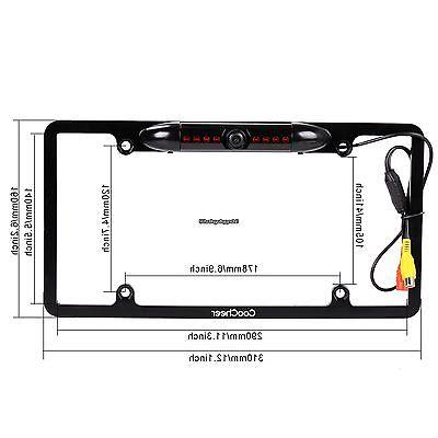 Backup and Monitor Kit For Car
