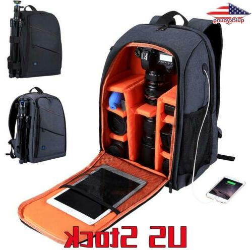 bag video backpack waterproof camera case outdoor