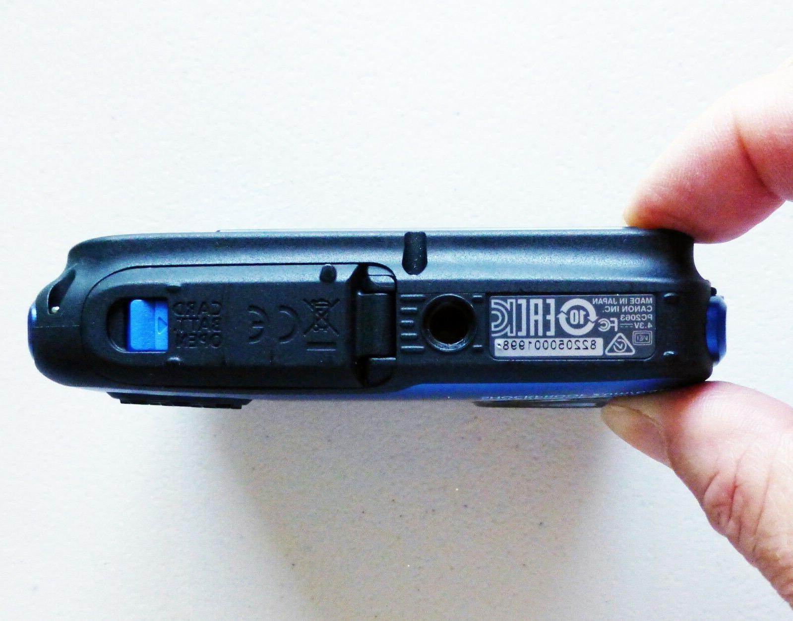 Brand New D30 Blue 12.1MP to Digital RARE