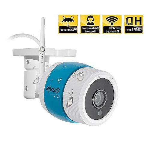 c1 waterproof wifi wireless security