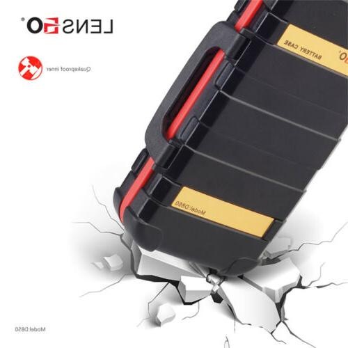 Battery Card Case Waterproof Cover SD 2XQD