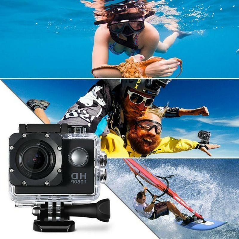 Camera HD 1080P Sport Action Camera DV Camrea Go--Pro