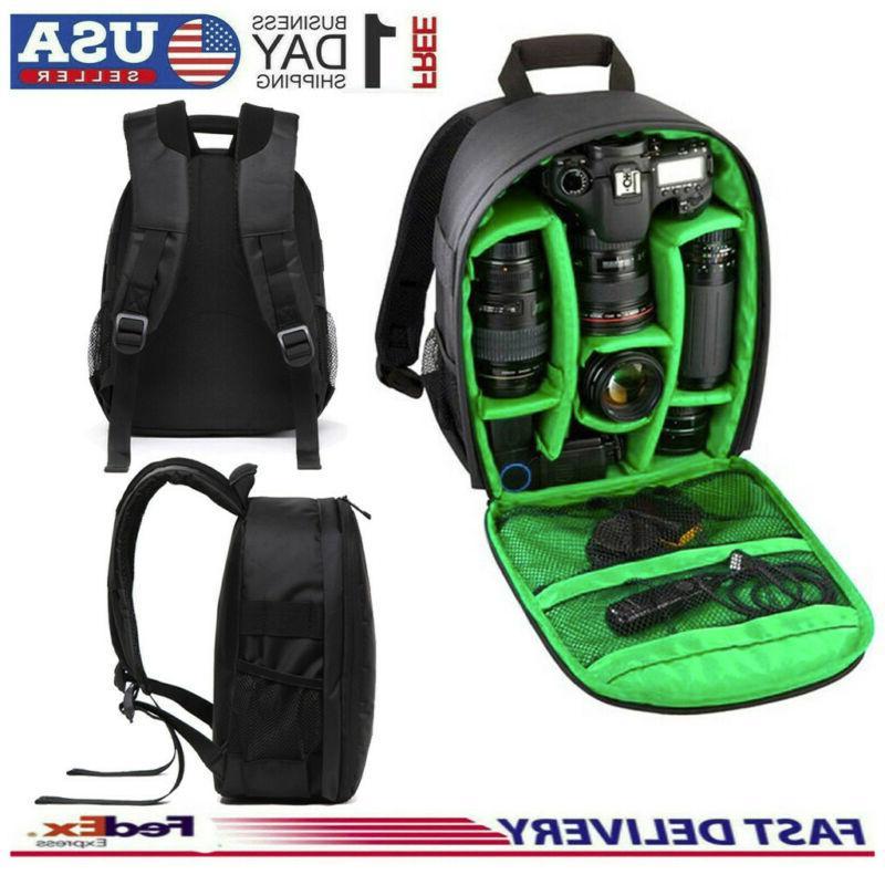 camera packet backpack bag waterproof dslr case