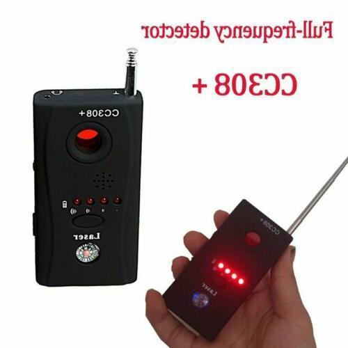 CC308+ Detector Hidden Lens GSM