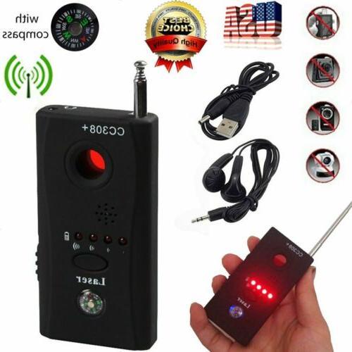 cc308 anti rf signal bug detector hidden