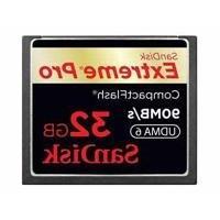 SanDisk 32GB Extreme Pro CF memory card - UDMA 90MB/s 600x