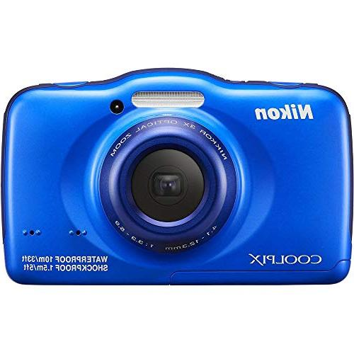 coolpix s32 waterproof