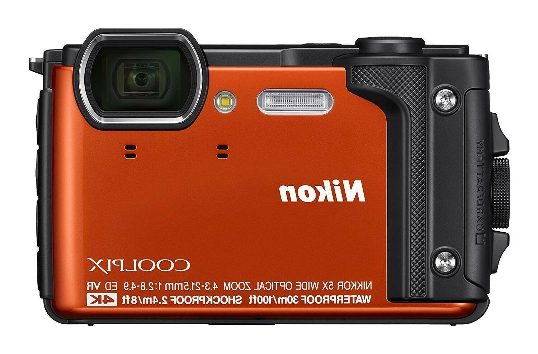 Nikon COOLPIX W300 WaterProof/ShockProof 4K -