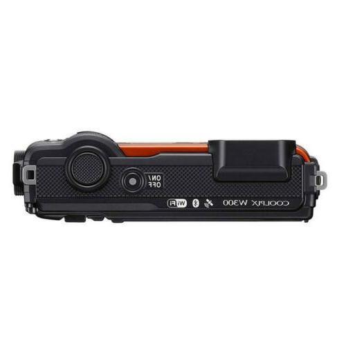 Nikon COOLPIX W300 16MP