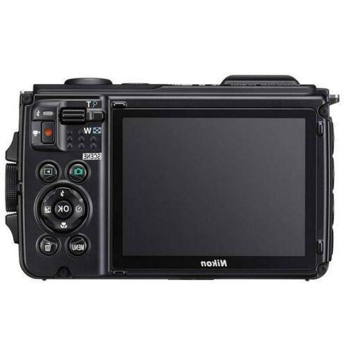 Nikon COOLPIX W300 Waterproof Digital Orange