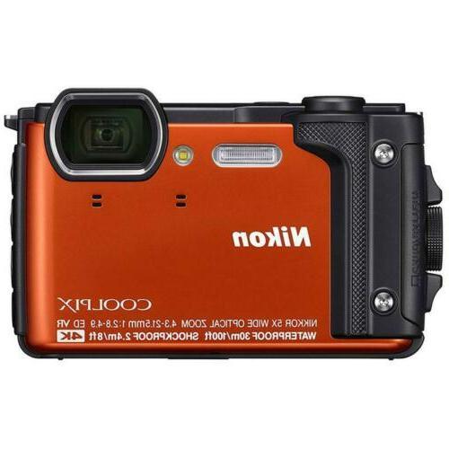 Nikon Waterproof Digital